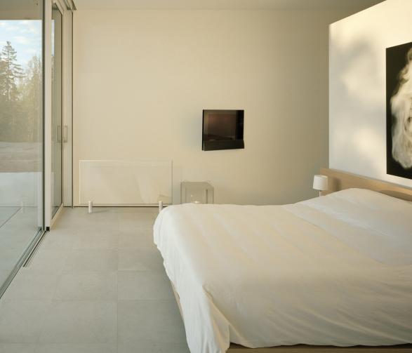 Verre chauffant, radiateurs et sèches-serviettes en verre